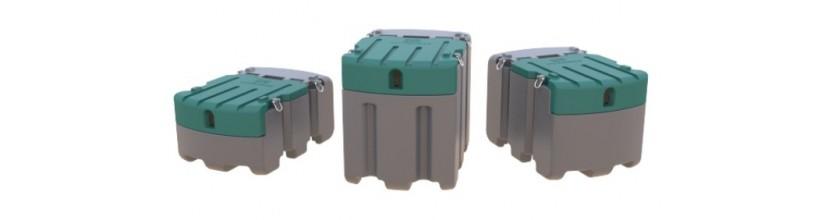 Rezervoare fixe/transportabile combustibil/apa