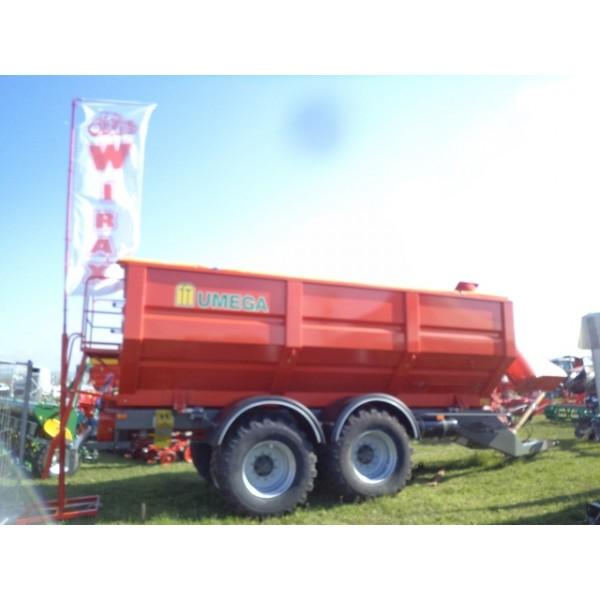Wirax la Agraria 2016