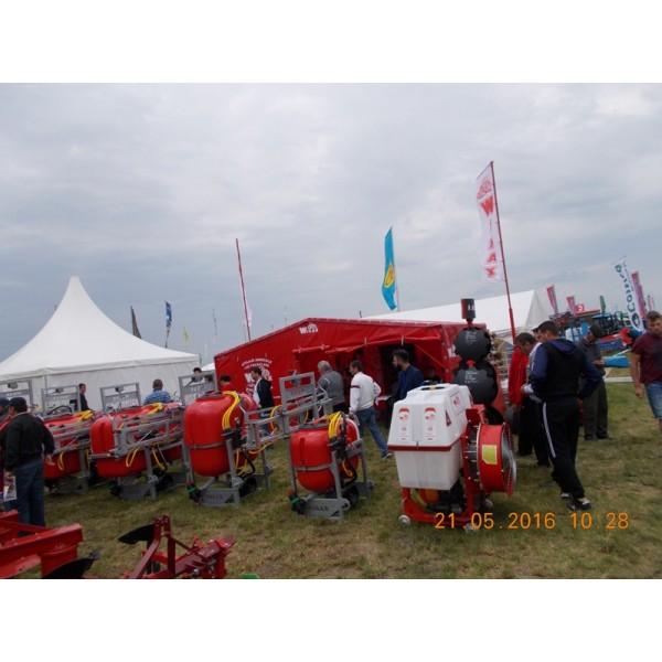 Wirax la Agriplanta RomAgroTec 2016