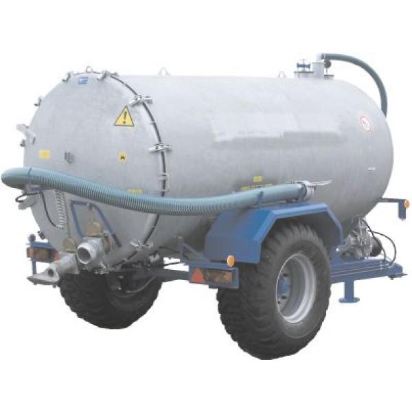 Cisterna tip vidanja monoax PN/2 capacitate mare