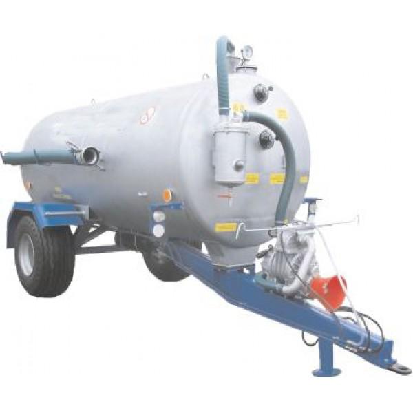 Cisterna tip vidanja monoax PN/2 2300-5000l