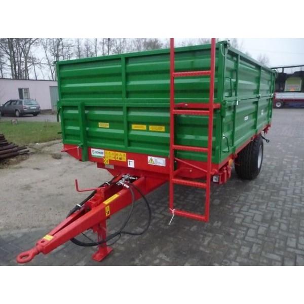 Remorca agricola  GPJ 105 5t